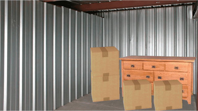 how to pack a self storage unit, reno self storage facilities