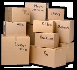 moving boxes reno
