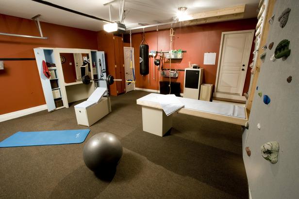 Home garage interior design ideas small gym u dontstress