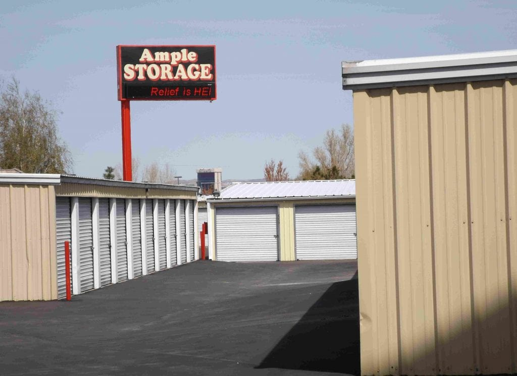 Cheap storage reno affordable storage units ample self for Ample storage