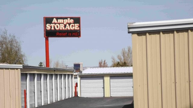 long term storage, reno storage facilities