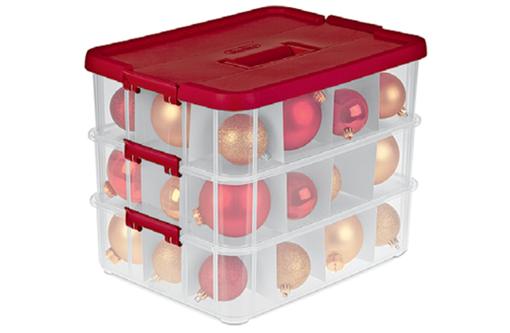 christmas ornament storage storage tips to reduce stress affordable storage 31178