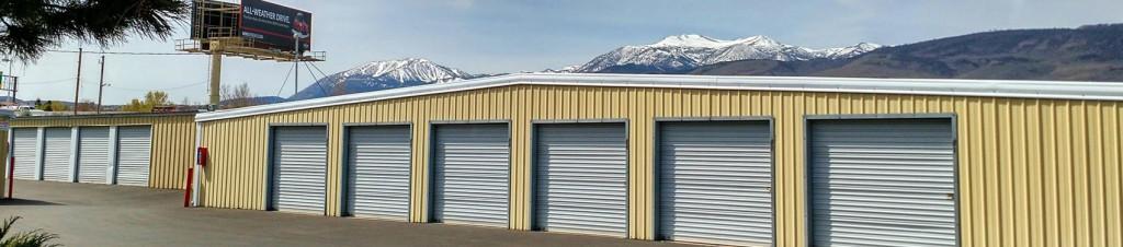 Reno Storage Unit Options